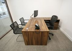 Task | Products | 		Desking | Executive | Hoxton MFC Office Environment, Office Storage, Open Plan, Corner Desk, Furniture, Home Decor, Products, Corner Table, Decoration Home