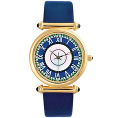 Womens Watch Quartz Blue Dial Watches Inspired by a Mosaic Design *** Continue reading at the image link.