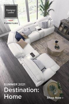 Living Room Decor Cozy, Living Room Seating, Living Room Sofa, Home Living Room, Living Room Designs, Living Room Furniture, Home Furniture, Home Bedroom, Bedroom Decor