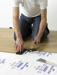 Cómo instalar suelo laminado como un profesional