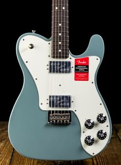 Fender American Professional Telecaster Deluxe ShawBucker - Sonic Gray $1399.99
