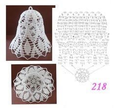 Crochet Gifts - Crochet How to crochet doily Part 1 Crochet doily rug tutorial Crochet Christmas Ornaments, Crochet Snowflakes, Christmas Bells, Christmas Angels, Christmas Crafts, Thread Crochet, Crochet Motif, Crochet Doilies, Crochet Yarn
