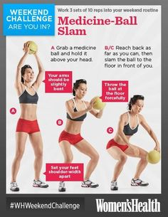 My new calorie burning Medicine ball work out! #exercise #loveithateit #feeltheburn