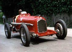 Alfa Romeo P3 Monoposto (Tipo B), 1932
