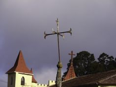 An Old British Weather-vane in Ooty India by Sastha Prakash Lightning Rod, Weather Vanes, Ooty, British, India, Explore, Pictures, Travel, Photos