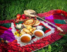 Bahar da geldiğine göre yakındır artık piknik zamanı...  Bereketli sofralarınız olsun!