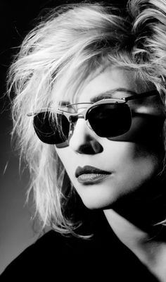 Debbie Harry - One of the most beautiful and talented female rockers.