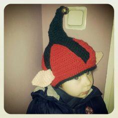 crochet elf-hat Elf Hat, Crochet Hats, Beanie, Knitting Hats, Beanies, Beret