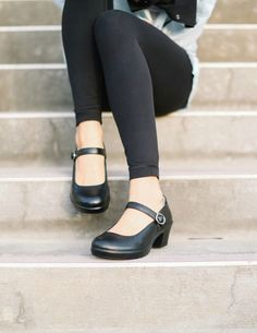 Alegria Shoes Harper Black Butter - now on closeout!