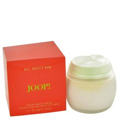 ALL ABOUT EVE by Joop! Body Cream 6.7 oz