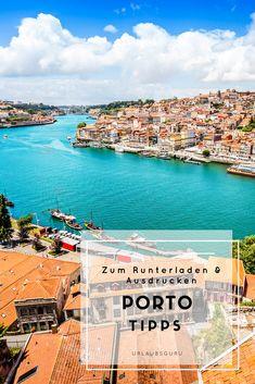 Entdeckt Porto, eine der schönsten Städte Portugals mit meinen ausführlichen Porto Tipps. Ich zeige euch alle Sehenswürdigkeiten und verrate euch, wie ihr das portugiesische Lebensgefühl am besten genießen solltet. Meine Reisetipps gibt es zum Abspeichern und Ausdrucken, so habt ihr euren Porto Reiseführer immer dabei. #porto #portugal #travel #inspiration #urlaub