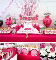Hello Kitty ideas 4th bday!!!