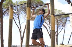 Try This Total Body Tri-Set Strength Workout for a Challenge