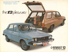 Renault 12 US-spec wallpapers - Free pictures of Renault 12 US-spec for your desktop. HD wallpaper for backgrounds Renault 12 US-spec car tuning Renault 12 US-spec and concept car Renault 12 US-spec wallpapers. Renault Sport, Etiquette Vintage, Nissan, Pontiac, Cabriolet, Import Cars, Car Posters, Car Advertising, Small Cars