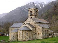 Sant Feliu de Barruera - Lleida - España