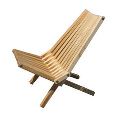 X36 Chair Oiled, $149, now featured on Fab.