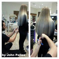 #long #haircut