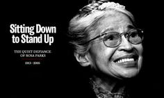 """""""ROSA PARKS"""" www.mindsetselfdefense.com - PROFILES OF STRONG WOMEN section"""