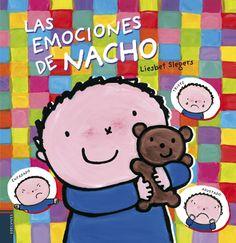 Edelvives - Literatura – Álbumes Ilustrados - Las emociones de Nacho