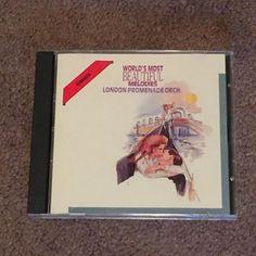 Romanza: World's Most Beautiful Melodies by London Promenade Orchestra -CD, 1995