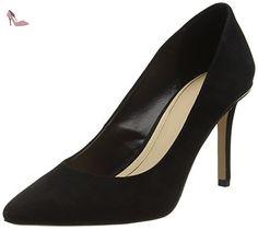 Kediredda, Escarpins Femme, Noir (Black Leather), 36 EUAldo