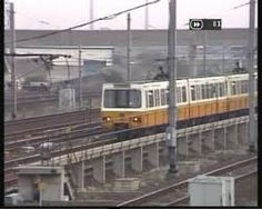 Image result for 80s tyne and wear metro