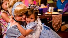 Cinderella's Royal Table - Must, must, must! Reservations can be made 180 days in advance of stay.