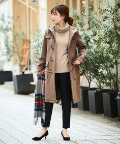 Coat, Jackets, Fashion, Down Jackets, Moda, Fashion Styles, Jacket, Fashion Illustrations, Fashion Models