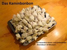 das kaminbonbon ist der etwas andere anz nder f r einen. Black Bedroom Furniture Sets. Home Design Ideas