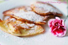 SmykWKuchni: Racuszki z jabłkiem na oleju rzepakowym!