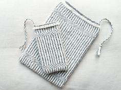 Ravelry: iPhone and iPad Mini case Mårten pattern by Hilly Knits - Hilly van der Sluis