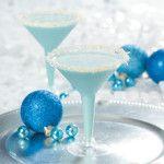 Snowflake Cocktail | Holidays