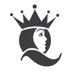 Q for queen beautiful face logo design logo# beautiful face# bea Vector Design, Logo Design, Hands On Face, Bee Painting, Crown Drawing, Beauty Art, Beauty Logo, Queen Bees, Graphic Design Typography
