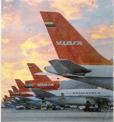 Viasa. Una de las mejores empresas que tuvo Venezuela. Viajes Internacionales Atrasados Sin Aviso V-I-A-S-A, Ja. ja....