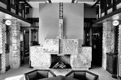 Yodokō Guest House. Ashiya, Japan. 1923. Frank Lloyd Wright