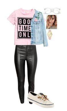 """""""Untitled #513"""" by dianamarierg on Polyvore featuring Nine West and Sperry"""