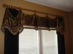 Side curtain w/drape in dining room? Dining Room Drapes, Window Treatments, Valance Curtains, Windows, Home Decor, Decoration Home, Dining Room Curtains, Room Decor, Home Interior Design