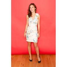 Schnittmuster: Georgia Dress - die Variante mit dem Kragen