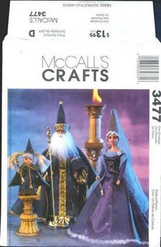 Free Copy of Pattern - McCalls 3477