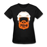 "The Flyers are heading to the playoffs! Gear up with our ""Playoff Beards"" line!"