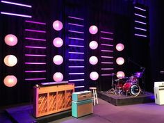 lanterns and pipe from pawleys island community church in pawleys island sc church stage - Stage Design Ideas