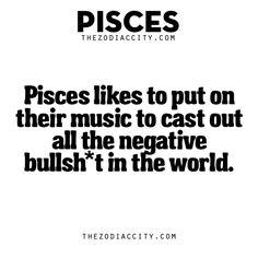 Pisces Traits, Pisces And Aquarius, Pisces Love, Astrology Pisces, Zodiac Signs Pisces, Pisces Quotes, Pisces Woman, Zodiac Horoscope, Zodiac Facts