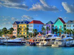 彼女が住んでいるのは西インド諸島のバハマ。約700ほどの島でできている諸島で、観光地としても人気があります。