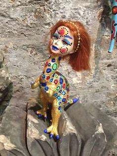 Creepy Dolls #Bizarre  #Dolls #Toys