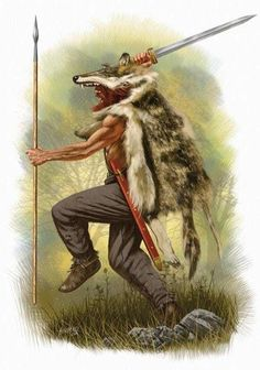 They Were Used As Shock Troops is listed (or ranked) 8 on the list Craziest Facts About Viking Berserkers, History's Hardcore Norse Warrior-Shamans Viking Warrior, Viking Life, Viking Art, Viking Berserker, Wolf Warriors, Celtic Warriors, Germanic Tribes, Viking Culture, Old Norse