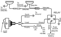 4 pin horn relay wiring google search willys jeep stuff wiring diagram using a 4 pole relay relay cheapraybanclubmaster Gallery