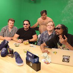 Trailer Park Boys meet Snoop Dogg! #TrailerParkBoys #snoopdogg