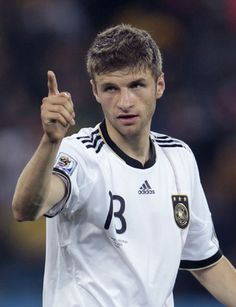 Germany's soccer team