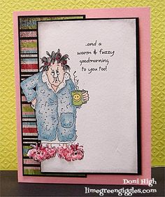 F4A153 Warm & Fuzzy by donidoodle - Cards and Paper Crafts at Splitcoaststampers