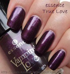Tines Kosmetikblog: essence True Love (Vampire's Love LE)